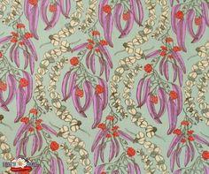 Pretty Potent Eucalyptus Ruby Dress Fabric, Anna Maria Horner Anna Maria Horner, Anna Marias, Pretty, Flowers, Fabric, Animals, Dresses, Tejido, Vestidos