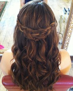Timeless Wedding Hairstyles from Hair and Makeup by Steph - MODwedding