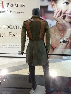 """From """"Game of Thrones"""" worn by Finn Jones as Loras Tyrell design by Michele Clapton."""