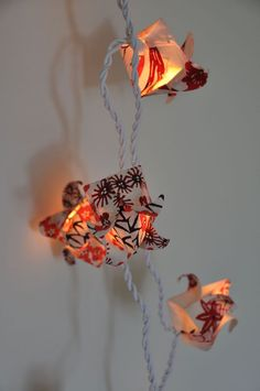Nouveau : Mini Lotus Motif Kimono