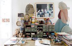 Papiers peints Bien Fait x Béatrice Alemagna | MilK - Le magazine de mode enfant