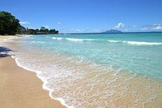 Seychellen Mahe Beau Vallon Beach Seychelles