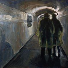Speed Painting – Tunnel behind Niagara Falls Kai Arts, Art Blog, Niagara Falls, Drawings, Paper, Illustration, Painting, Illustrations, Painting Art