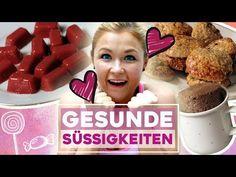 3 Fitness Süßigkeiten zum Selbermachen | Sophia Thiel - YouTube