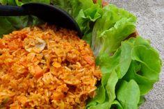 Riz jollof (Cameroun) -sans gluten-
