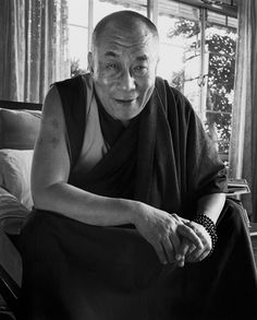 """the Dalai Lama: """"Remember that not getting what you want is sometimes a wonderful stroke of luck."""""""