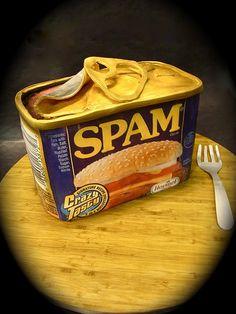 spam cake