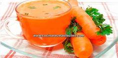 Receta de jugo de zanahoria y perejil.  Ingredientes: 3 zanahorias + 1 1/2 Cdta. de perejil. Preparación: Pasar por el extractor tres zanahorias sin cáscara y una cucharadita y media de perejil.   Inmediatamente servir y beber. Se recomienda tomar un vaso de este extracto después de cada comida.