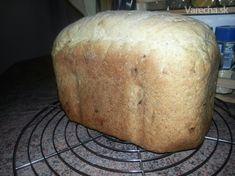 Cibuľkový grahamovo celozrnný chlebík so semiačkami Graham, Bread, Food, Brot, Essen, Baking, Meals, Breads, Buns