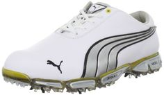 PUMA Men's Cell Fusion 3 Pro Wide Golf Shoe Puma. $82.38