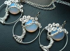 $55 Gift Certificate Giveaway by Vixen's Natural Jewelry. Awesome tree of life designs are her specialty.  Expires April 30, 2012