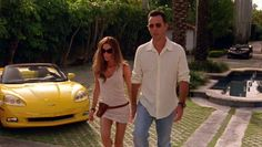 "Burn Notice 2x07 ""Rough Seas"" - Michael Westen (Jeffrey Donovan) & Fiona Glenanne (Gabrielle Anwar)"