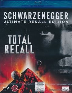 Total Recall - Ultimate Edition (Blu-ray) 7.95e