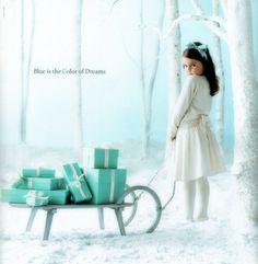 Nothing says Christmas like Tiffany...