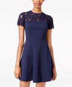 721dd559e1592 10 Best Junior Dresses images | Junior dresses, Fit flare dress, Fit ...