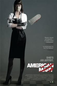 American Mary movie review  I really can't wait to see this! Twisted ;)