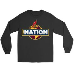 Cavs Nation Long Sleeve