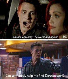 I want Jackson back!! #teenwolf