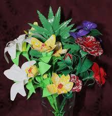 Image result for flower arrangements and tape