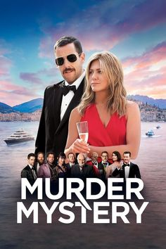 Watch Murder Mystery : Movies Online After Attending A Gathering On A Billionaire's Yacht During A European Vacation, A New York Cop And His. Movies 2019, Hd Movies, Film Movie, Movies To Watch, Movies Online, Movies And Tv Shows, Comedy Movies, Netflix Movies, Action Movies