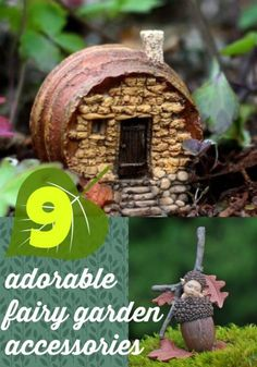 9 Most Adorable Accessories for a Fairy Garden
