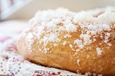 Rosca de Pascua. La receta en el blog http://conchocolateycanela.blogspot.com.es/2015/03/rosca-de-pascua.html