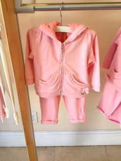 comfy and pretty in pink