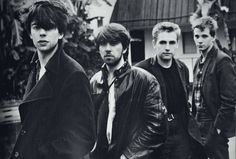 """Echo & the Bunnymen. """"Lips Like Sugar"""", """"The Killing Moon"""", """"Bring on the Dancing Horses"""", """"People Are Strange""""."""