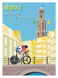 Grand Depart - Illustration