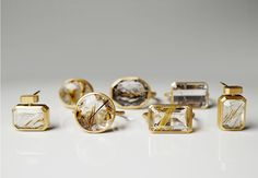 Ideal Image, Jewerly, Cufflinks, Jewelry Accessories, Handmade Jewelry, Stud Earrings, Runway, Glitter, Nail