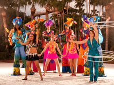Adventure Island® heats up when the sun goes down all summer long with Island Nights®.  From June 12 to Aug. 9, Busch Gardens® Tampa's wat...
