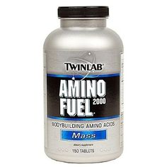 Twinlab Amino Fuel 2000 Body Building Amino Acids, Mass, 150 Tablets - For Sale Check more at http://shipperscentral.com/wp/product/twinlab-amino-fuel-2000-body-building-amino-acids-mass-150-tablets-for-sale/