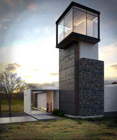 Chapel LIghthouse | Orlando Solano | Archinect