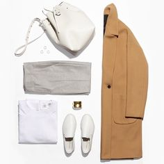 Pack up these style essentials for a chic