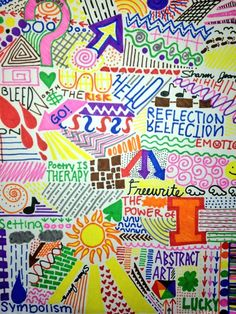 The CreativityCore - The Blog - AWESOME ideas from an AP Eng teacher.  **Scroll down for NOTICE and NOTE and MIND MAPPING strategies