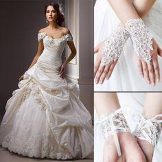 #Stunning #Wedding #Gloves #Ideas To Glam Up Your #Wedding