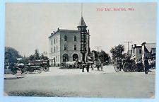 Fair Day. Grafton, Postcard 1910
