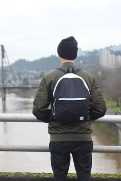 Functional. Stylish. Versatile. This men's backpack from @Fossil is the great to hold all your things whether it's for work or fun.  #fossilpartner