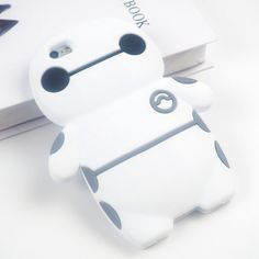 BAYMAX Phone Case For IPhone 7 6s 6 Plus Cases Soft Silicone Phone Back Cover Phone Bags Case