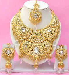Diamond Bridal Jewelry Set NP-161