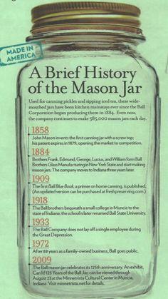 Atlas Mason Jars