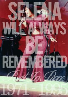 We will never forget her!!!
