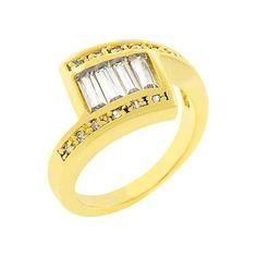 Edison Cocktail Ring