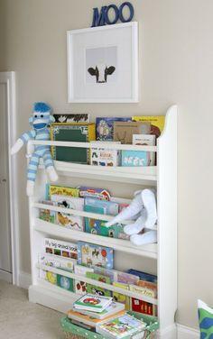 21 Cool Idea To Organize A Mini Kids Library Or Kids Book Display | Kidsomania