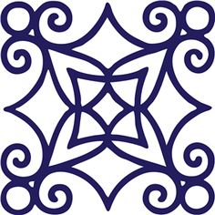 Silhouette Online Store - View Design #23096: diamond motif