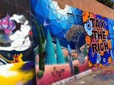 Tag Alley in San Fran