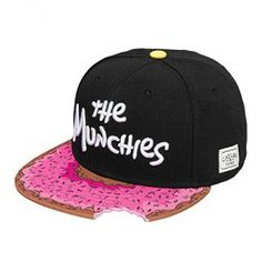 €29.90 Comprar producto · Cayler & Sons Mujeres Gorra Snapback Munchies