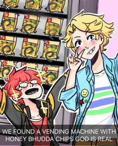 And Seven and Yoosung are now in heaven...