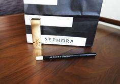 Wendy ging voor de eerste keer naar Sephora in Portugal. Op de blog lees je haar review over twee producten.