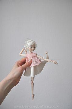 BJD Ballerina | Designed by Alice